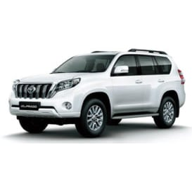 Car Hire Oman 4x4 car big square