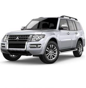 4WD Rental Oman pajero