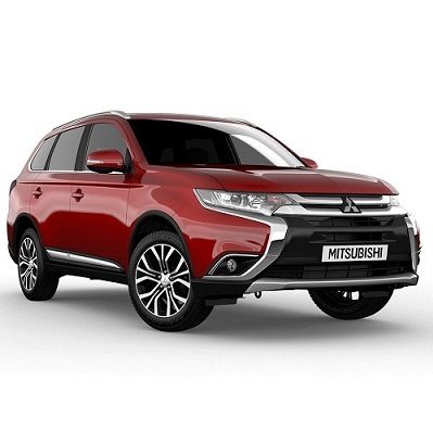 Rent Car Oman Mitsubishi Outlander