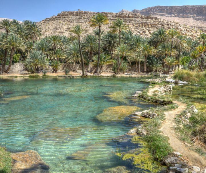 Wadi Bani Khalead